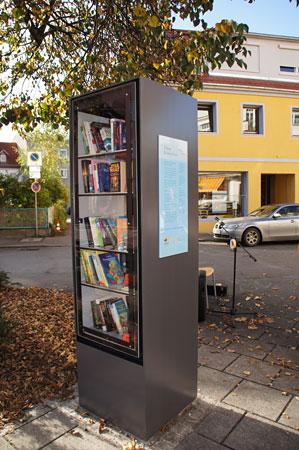 Offene Bücherschränke - Stadt Neu-Ulm